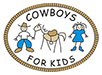 Cowboys for Kids | Children's Advocacy Center of Johnson County Logo