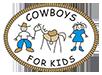 Cowboys for Kids | Children's Advocacy Center of Johnson County Logo